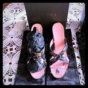 Gucci Nero Heels